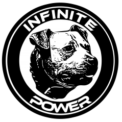 Infinite Power Kennel Logo